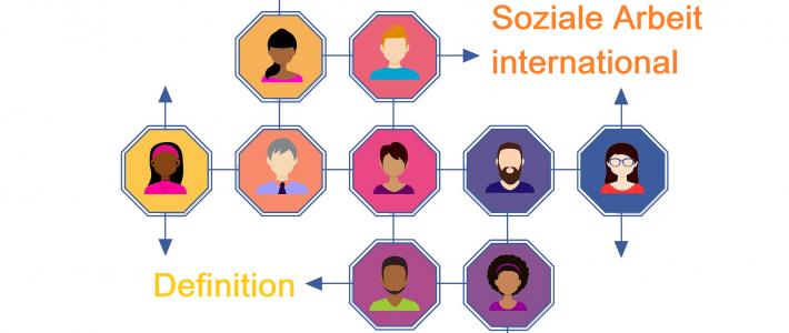 Soziale Arbeit international